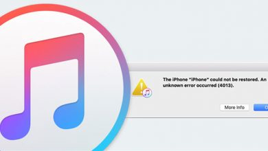 Photo of How to fix iTunes or iPhone Error 4013 ?