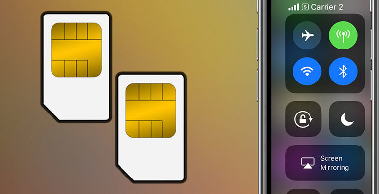 How to use Dual SIM on iPhone?