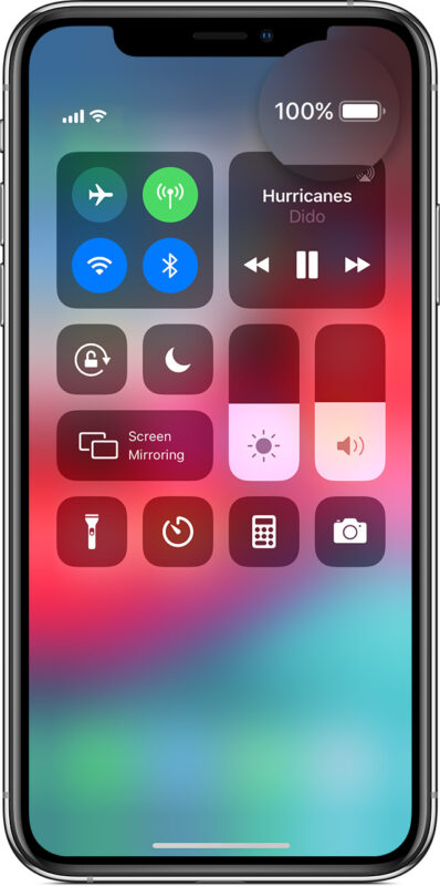 How to Show Battery Percentage on iPhone 11?