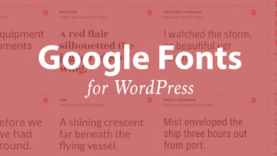 Photo of How to Add Google Fonts to WordPress?