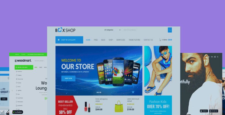 Best eCommerce WordPress Themes 2020