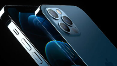 Photo of Pacific Blue Catches the Eyes in iPhone 12 Event