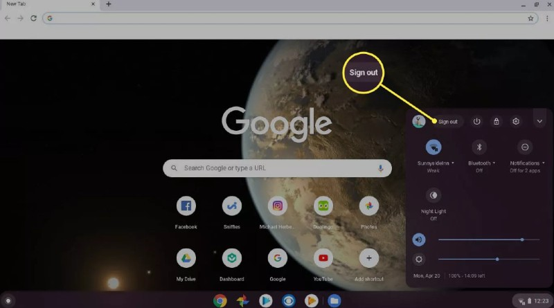 How to Browse as a Guest on Chromebook?