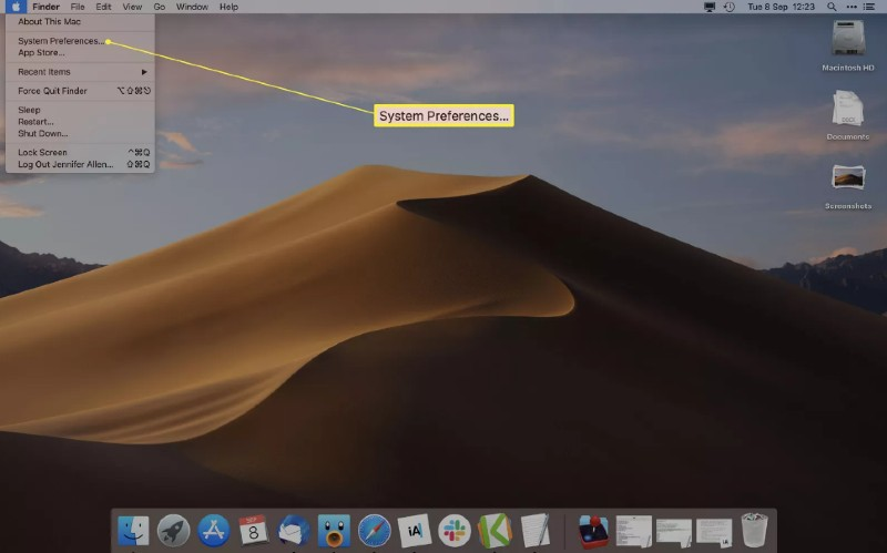 How to Enable Dark Mode on Safari?