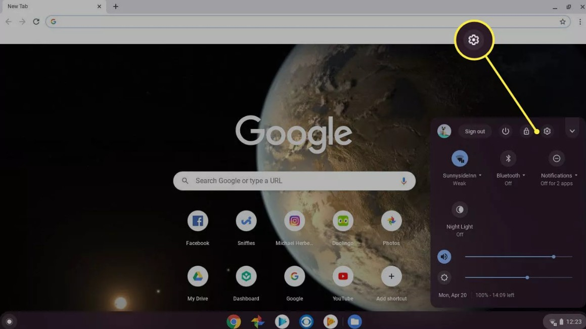 How to Enable Guest Mode on Chromebook?