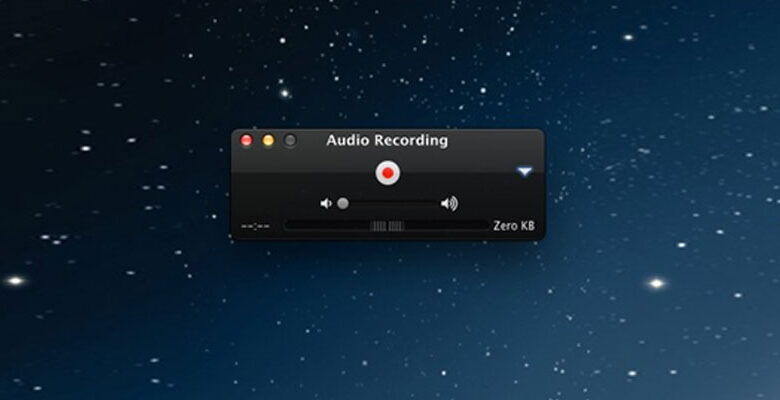 How to Record Audio on Mac?