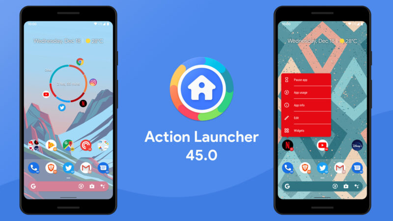 The Best Themes for Android 2020